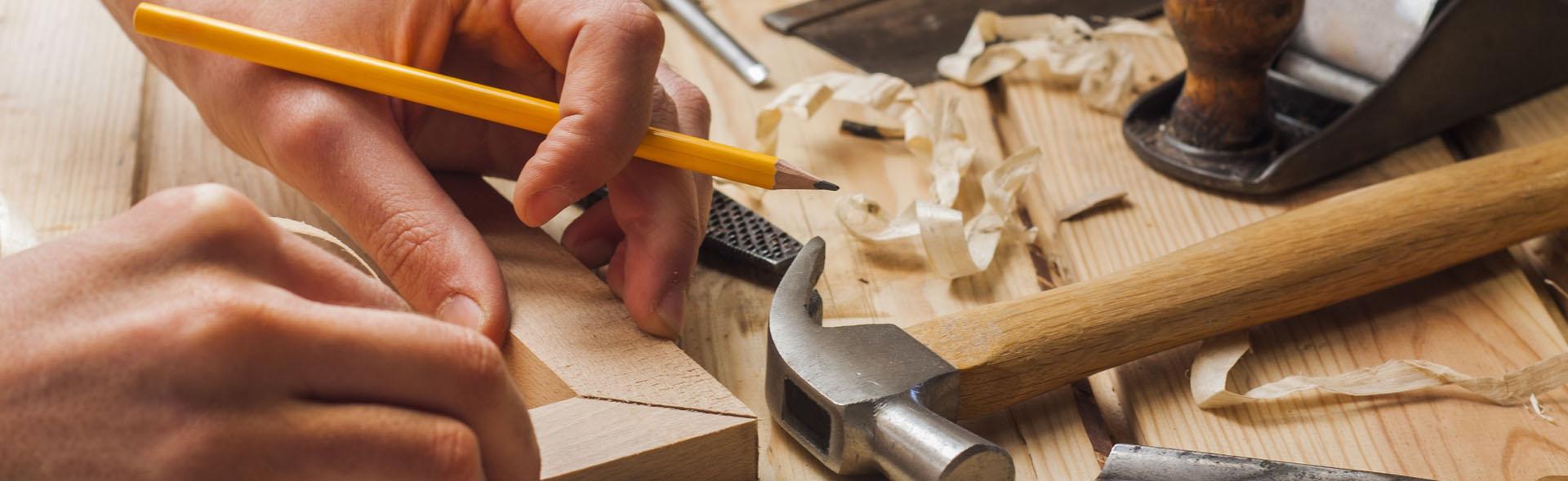 Moderne Holzküchen